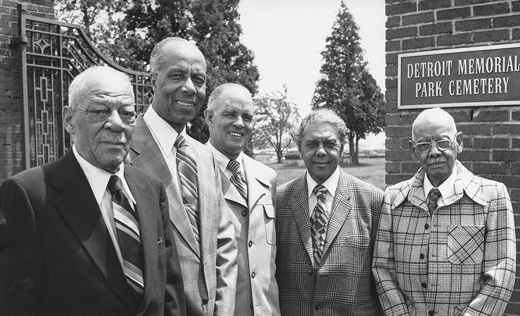 History of Detroit Memorial Park Cemetery 3