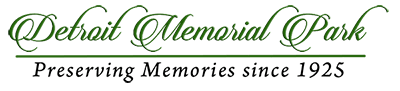 Detroit Memorial Park Association, Inc. Logo
